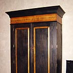 Large, Hand Carved Armoire